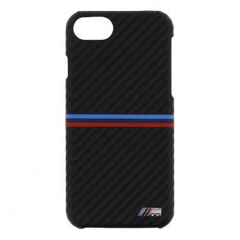 Kryt BMW M Black Carbon pro iPhone 7