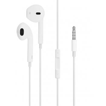 Apple EarPods s ovládáním a mikrofonem - bulk