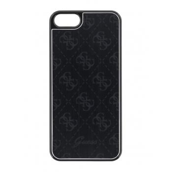 Kryt GUESS 4G Aluminium Case pro iPhone 5/5S/SE