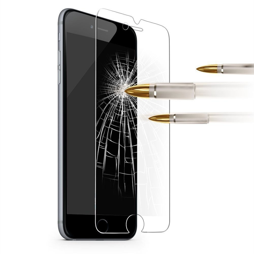 Tvrzené sklo Blue Star iPhone 6 / 6s (ochranné sklo na mobil iPhone 6 / 6s) 8235