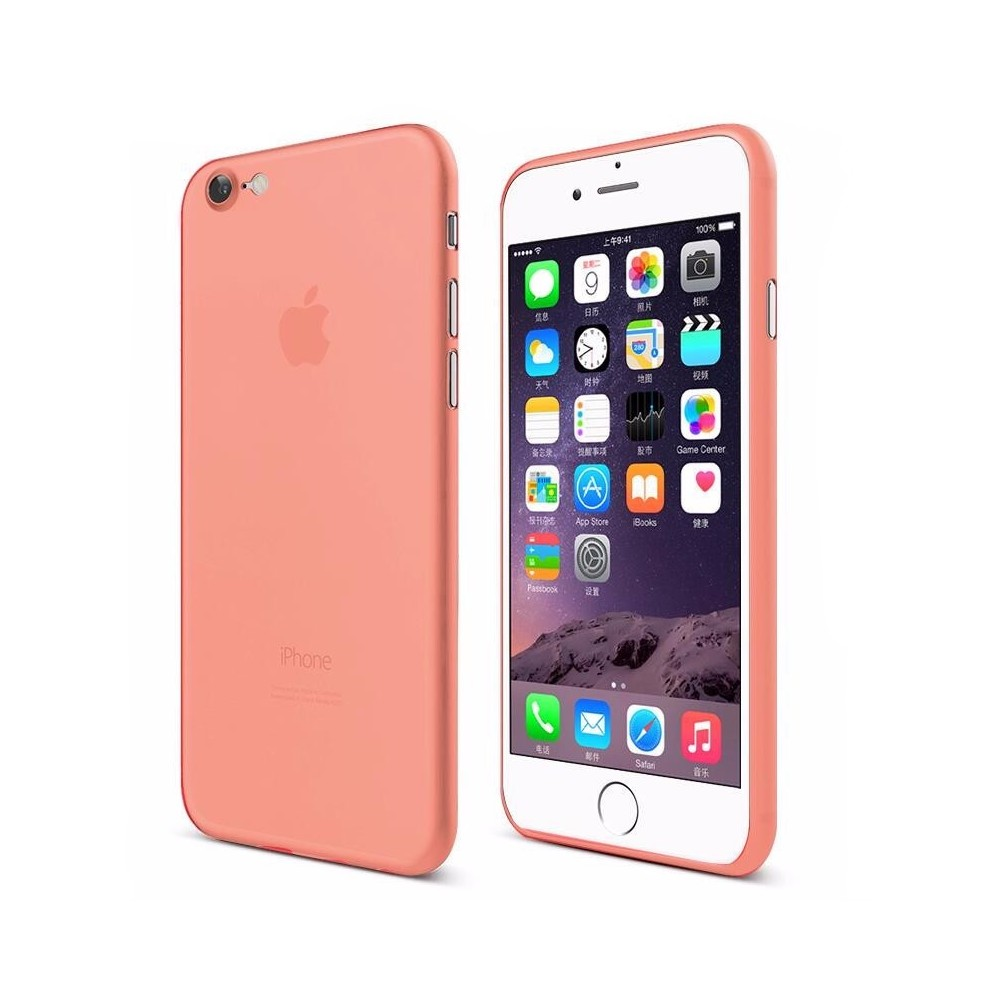 Cafele Twiggy Matt kryt pro iPhone 7 Plus, Růžová