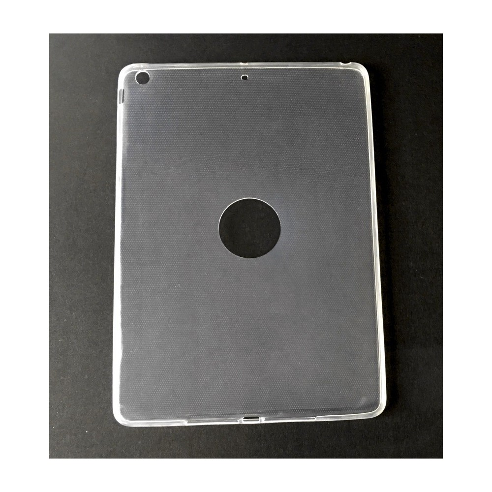 Silikonový průhledný kryt na iPad mini/2/3