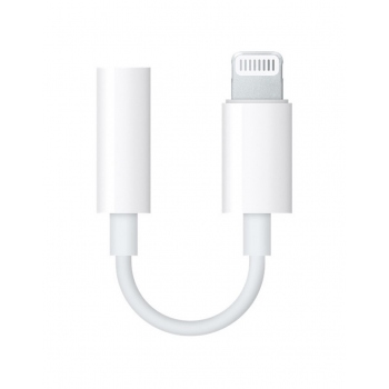Apple Lightning adaptér pro 3,5mm sluchátkový jack