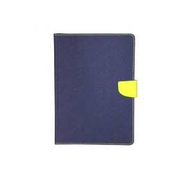 Goospery Fancy Diary Case for iPad Air 2 - Navy