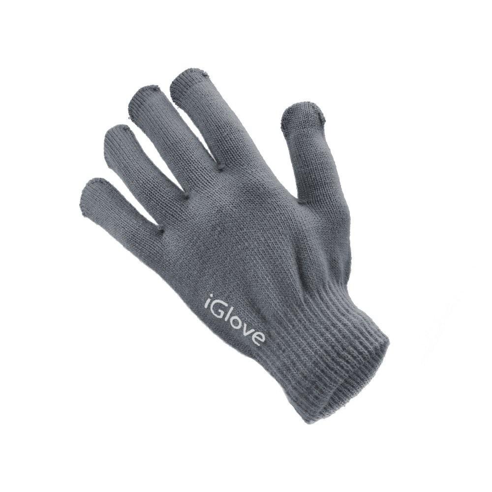 iGlove dotykové rukavice, vel: L, Barva Šedá