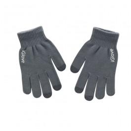 iGlove dotykové rukavice, šedé