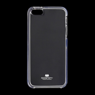 Průhledný kryt Goospery pro iPhone 5/5S/SE