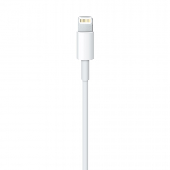 Apple ME291ZM/A lightning datový kabel 0,5m - bulk
