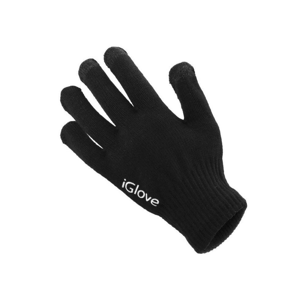 iGlove dotykové rukavice, vel: L, Barva Černá