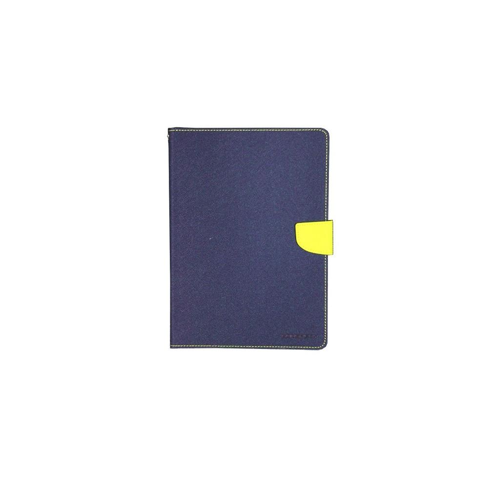 """Goospery Fancy Diary pouzdro pro iPad PRO 12"""" - navy"""