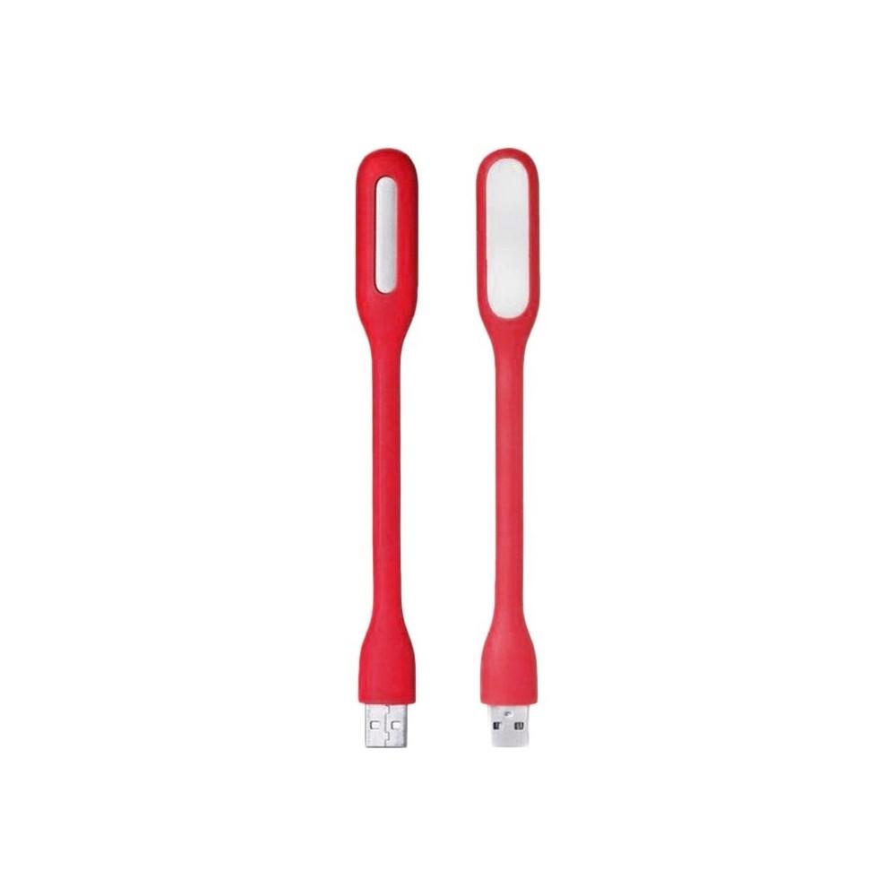 USB LED lampička, Barva Červená