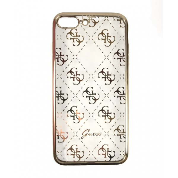 Guess Signature 4G TPU Case pro iPhone 7 Plus