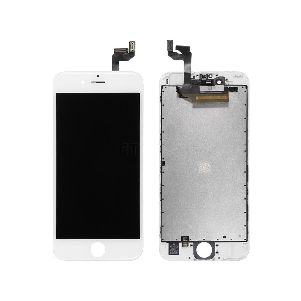 Kompletní LCD panel - displej pro Apple iPhone 6S Plus, Barva Bílá
