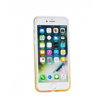 G-CASE Sparkling case pro iPhone 7 gold