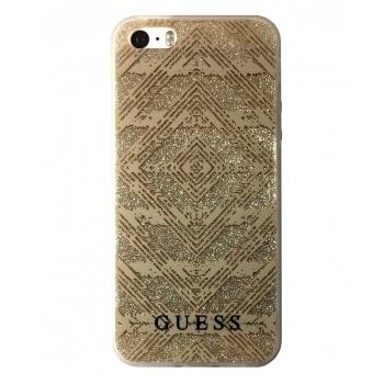 Guess Aztec 3D pouzdro pro iPhone 5/5S/SE
