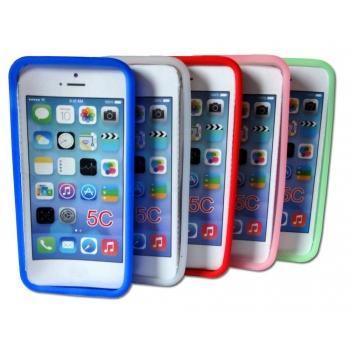Jelly Case Silic pouzdro pro iPhone 5C