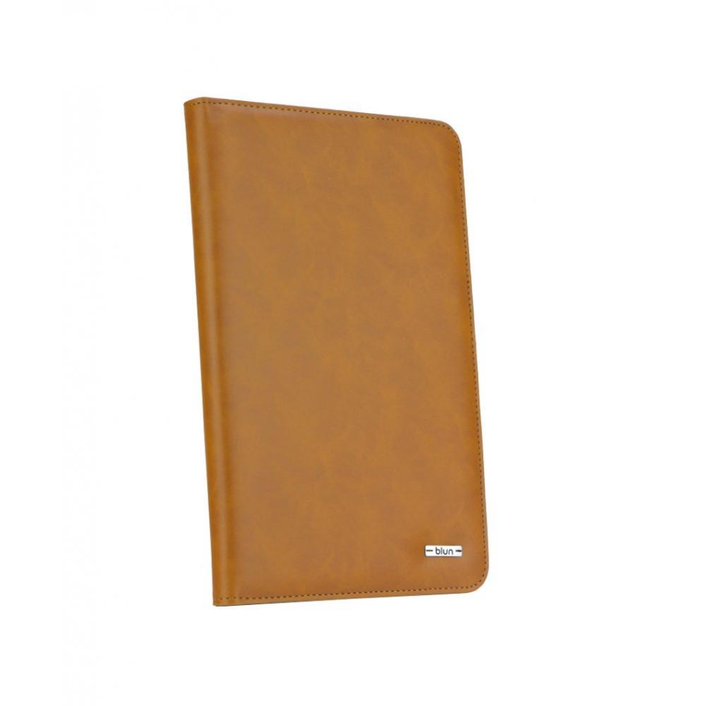 "Kožené pouzdro Blun Cosmo pro iPad Pro 9,7"", Barva Hnědá"