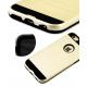 Panzer Moto Case pro iPhone 5/5S/SE zlaté