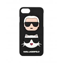 Karl Lagerfeld & Choupette 3D pouzdro pro iPhone 7
