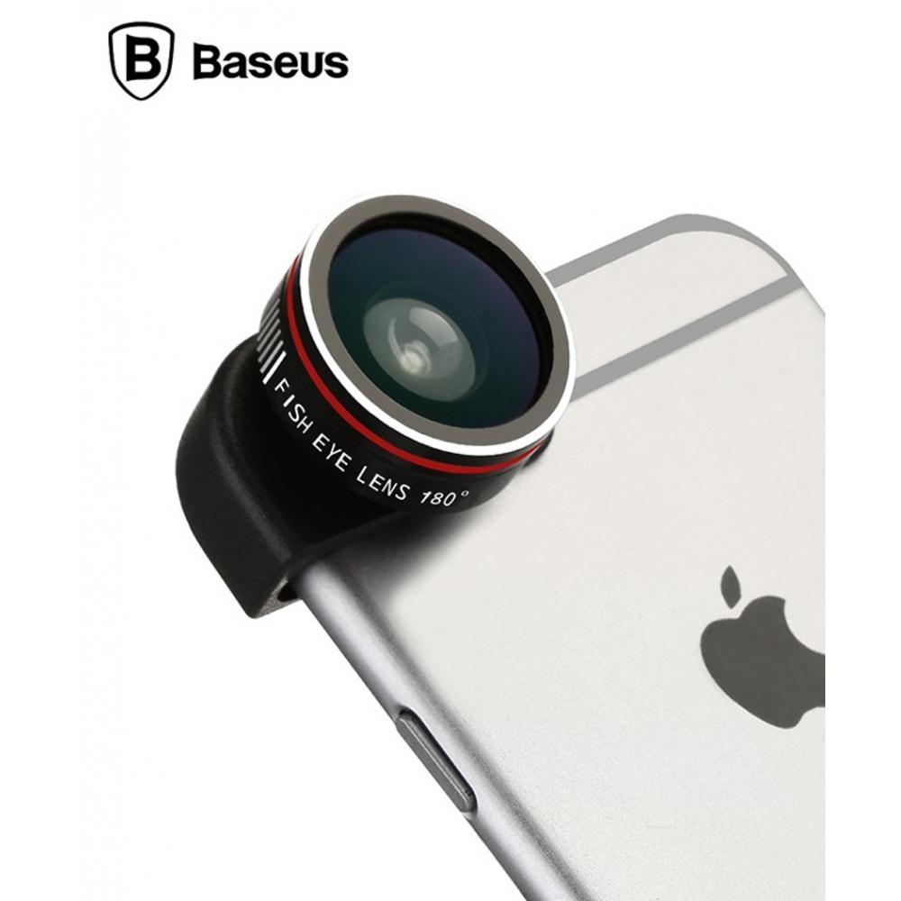 Baseus Mini Lens objektivy pro smartphony