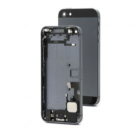 Zadní kryt/housing pro Apple iPhone 5S - Space Grey
