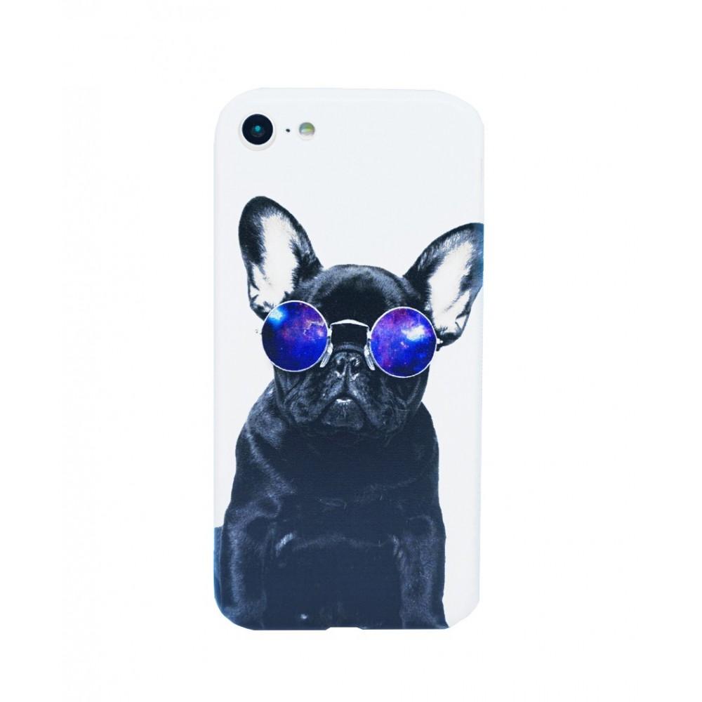 Kryt ART - Cool Bulldog pro iPhone 7