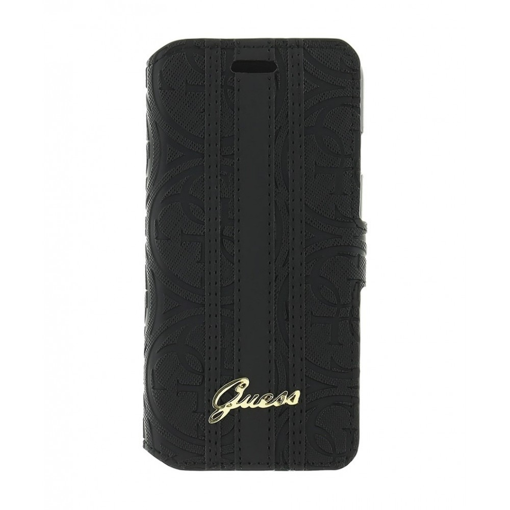 Guess Heritage Book pouzdro pro iPhone 7