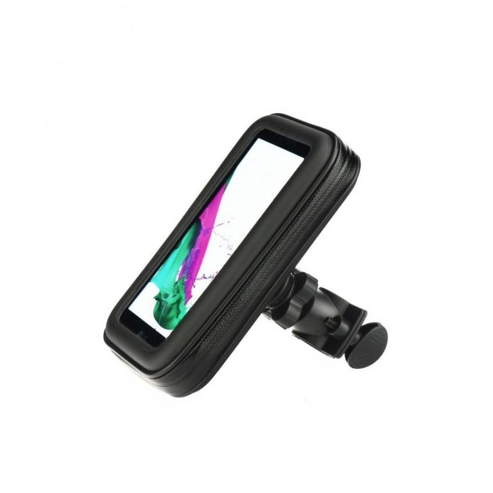 Univerzální voděodolný držák na kolo pro iPhone a jiné