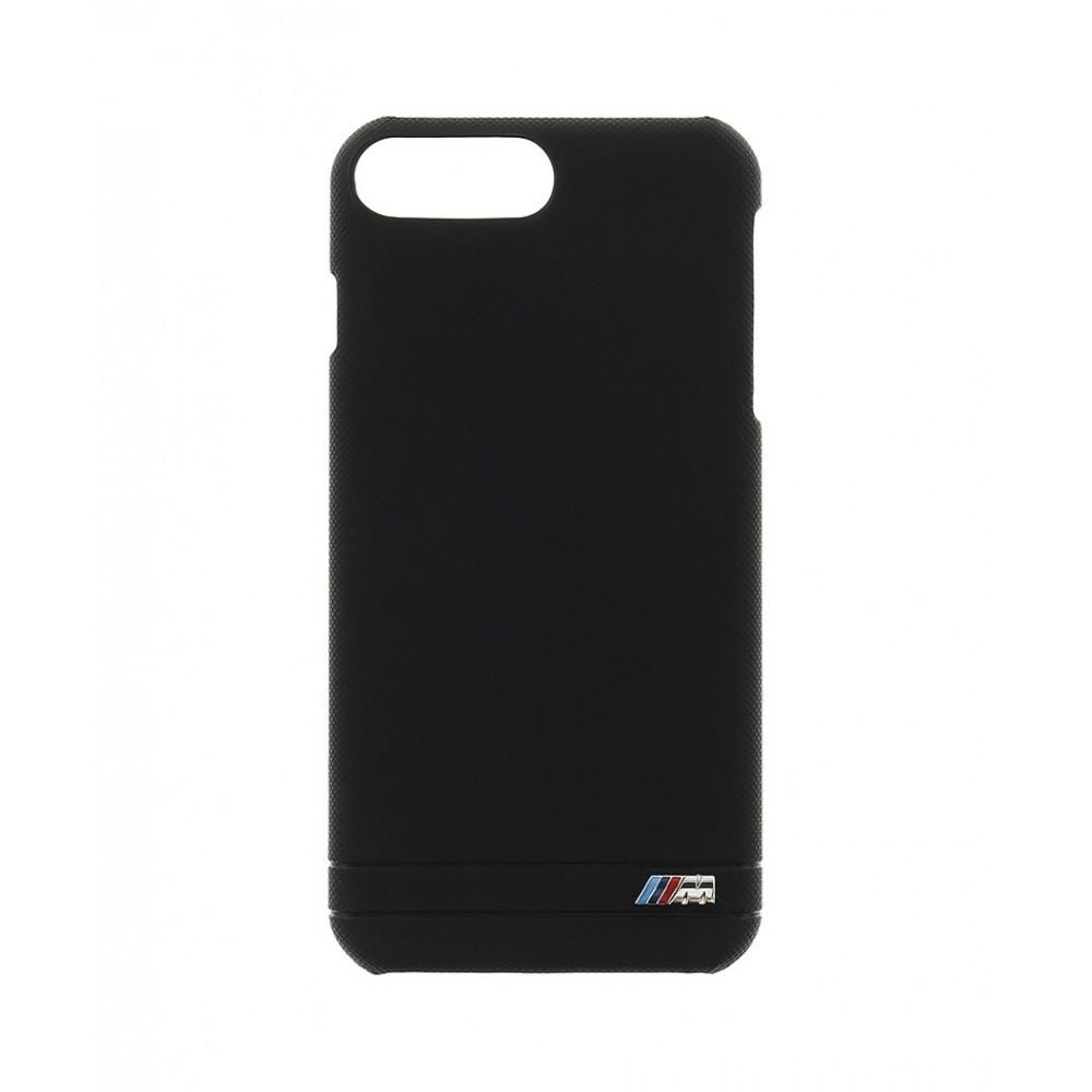 Pouzdro BMW M Experience Hard Case iPhone 7 Plus černé