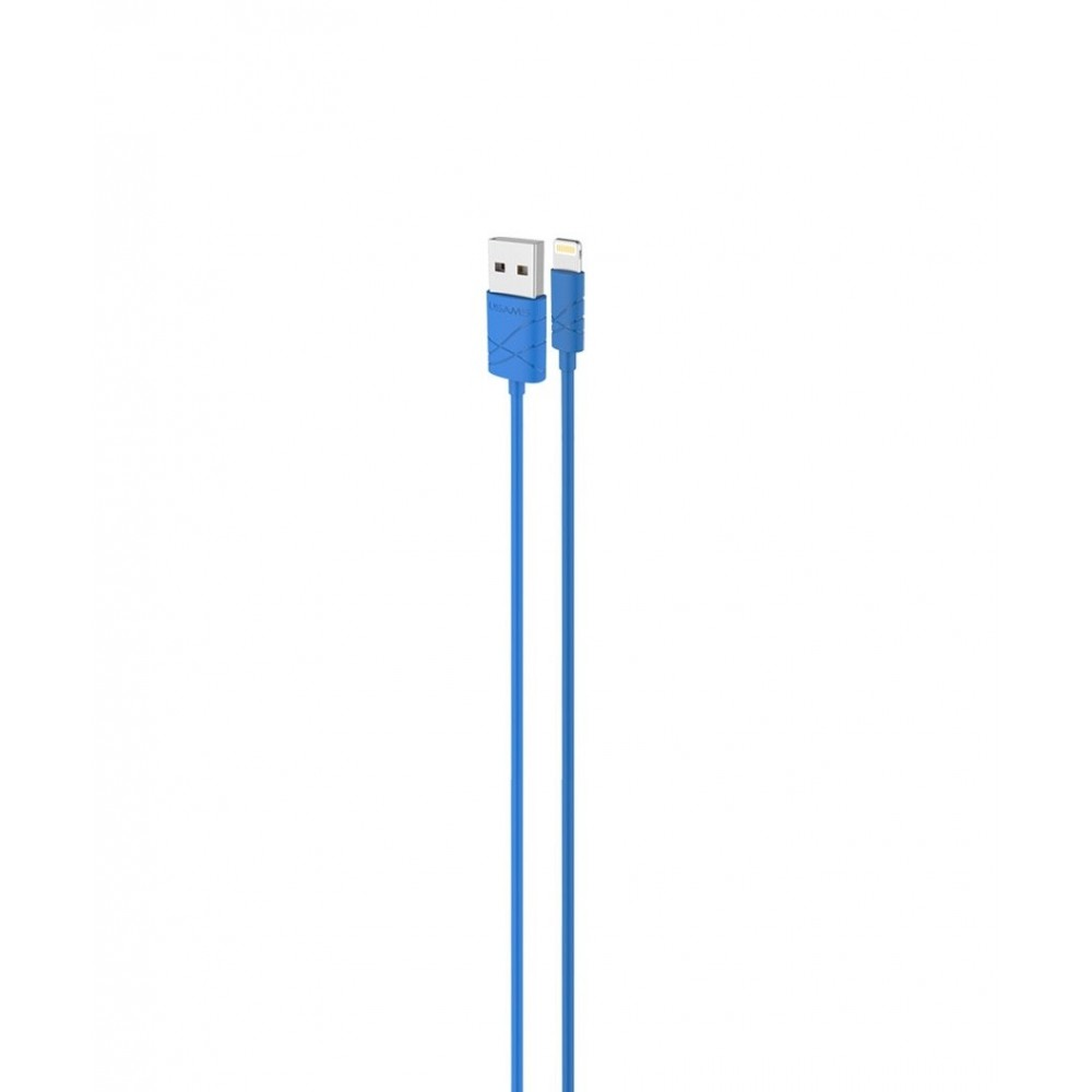 USAMS U-Gee Datový Kabel Lightning, Modrá