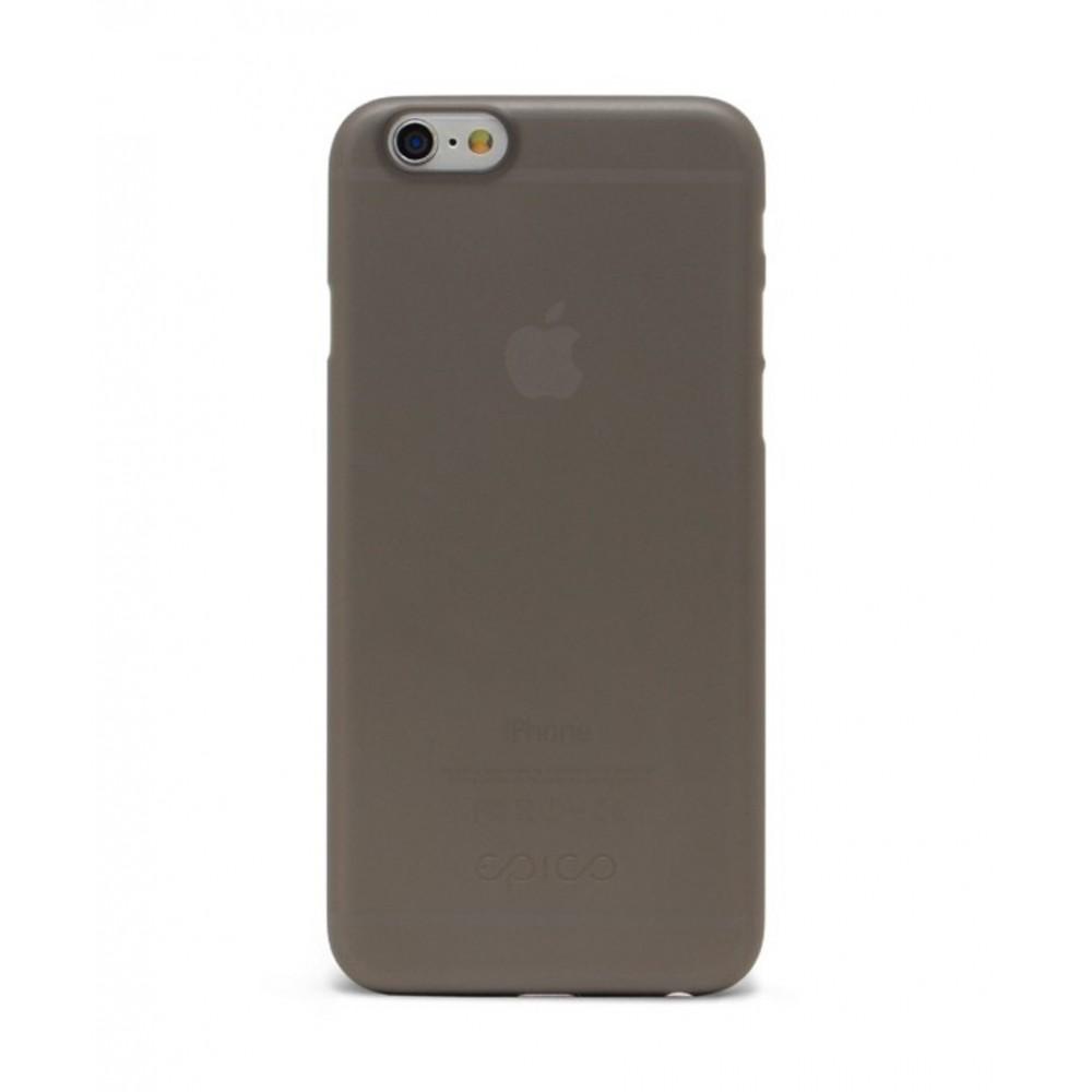 Epico Twiggy Matt kryt pro iPhone 6/6S, Barva Černá