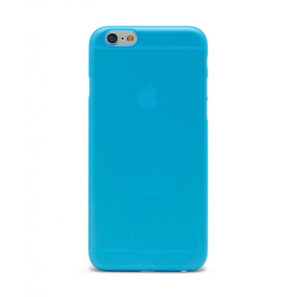 Epico Twiggy Matt kryt pro iPhone 6/6S, Barva Modrá
