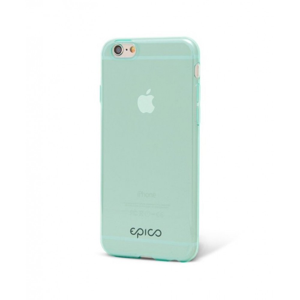 Epico Twiggy Gloss kryt pro iPhone 6/6S, Barva Zelená