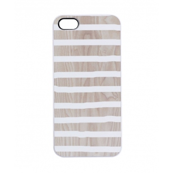Another Case pro iPhone 4/4S - White Stripes