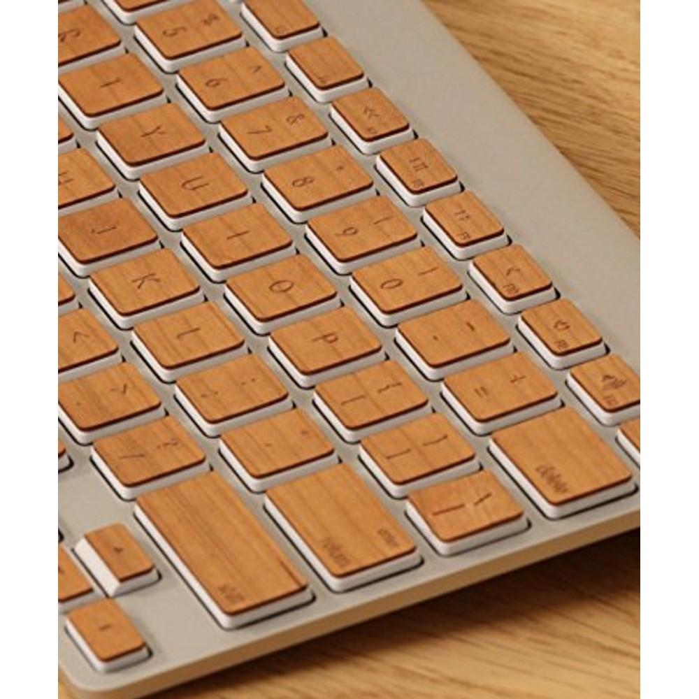 "Lazerwood keys pro Apple MacBook Pro 13"", Ořech"