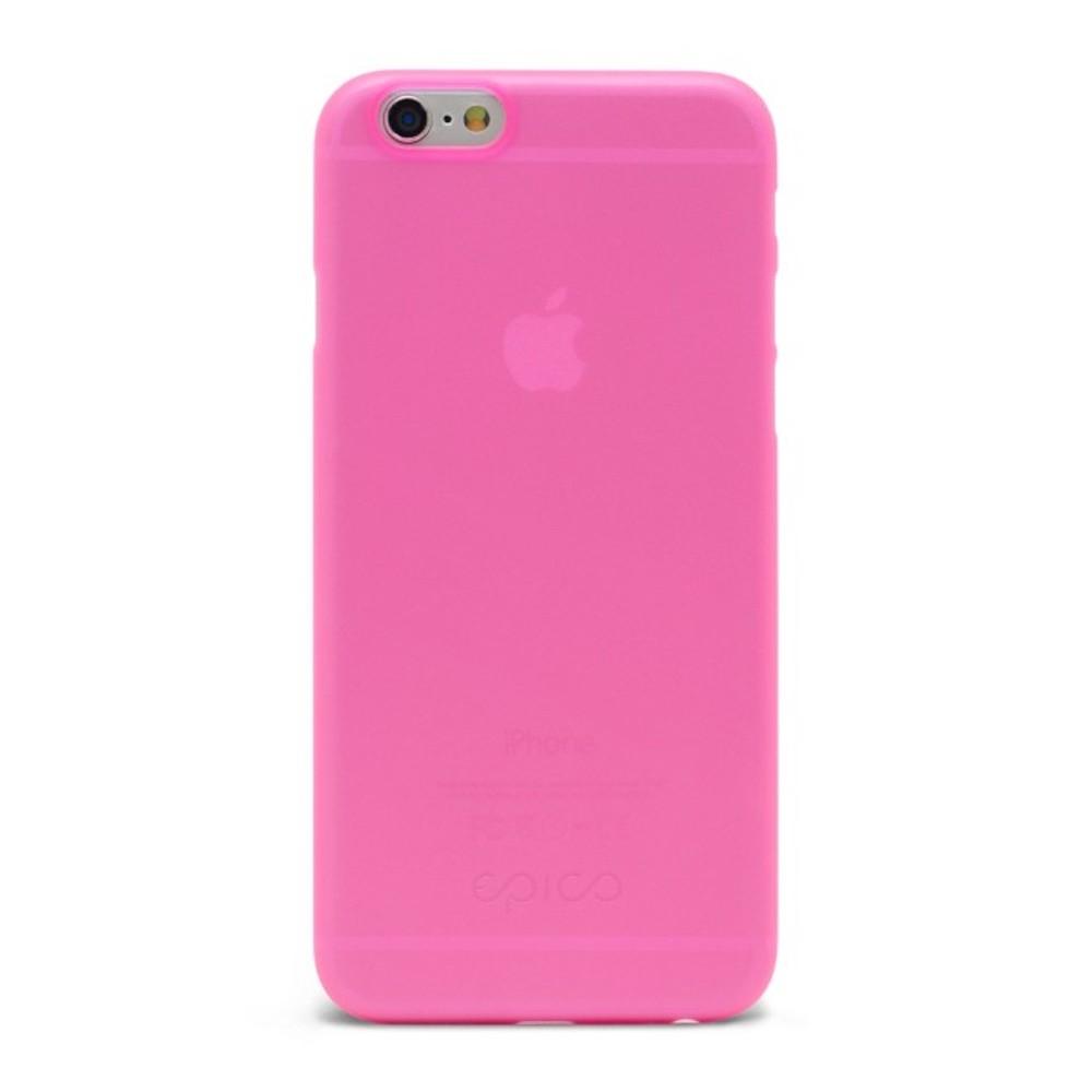 Epico Twiggy Matt kryt pro iPhone 6/6S, Barva Růžová
