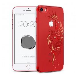 Kingxbar Phoenix Red pouzdro pro iPhone 7