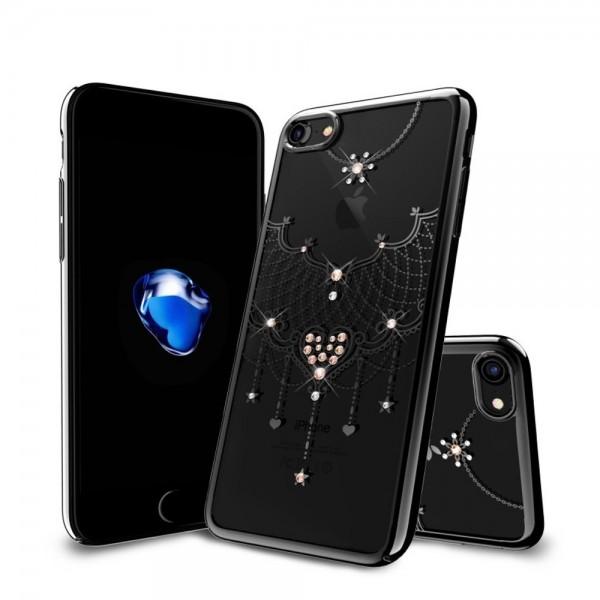 Kingxbar Necklace Black pouzdro pro iPhone 7