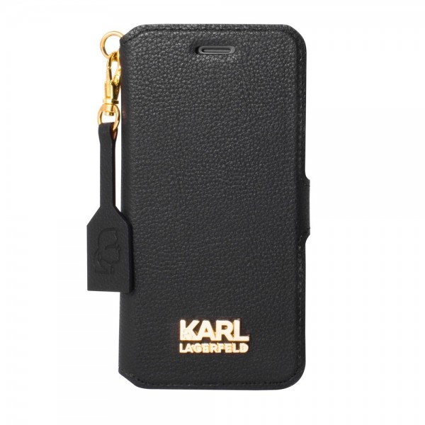 Karl Lagerfeld Grainy Book pouzdro pro iPhone 7