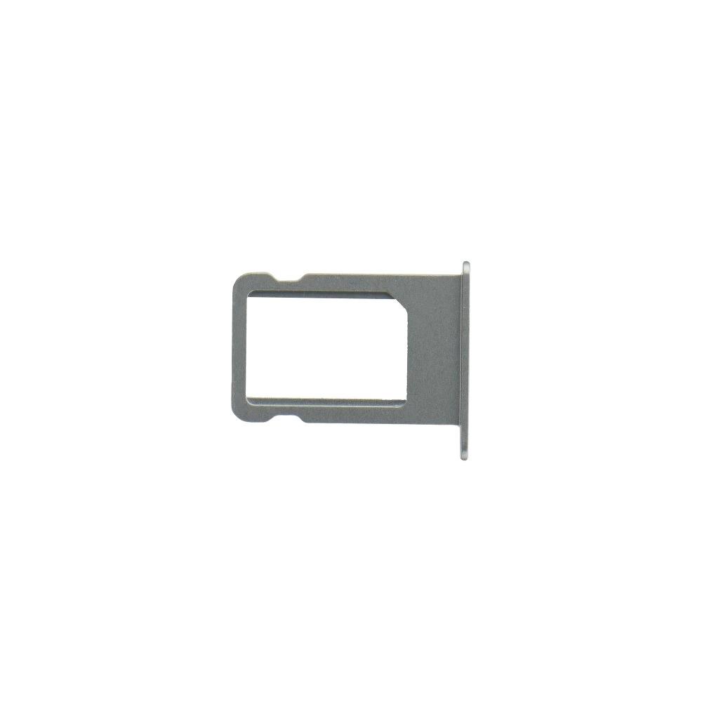 Rámeček na SIM pro iPhone 5S/SE - Space Grey, Šedá