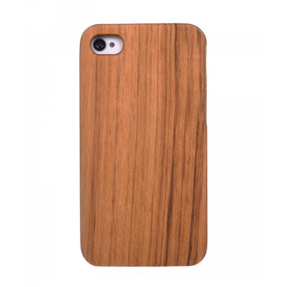MyWood dřevěný kryt na iPhone 4/4S, Ořech