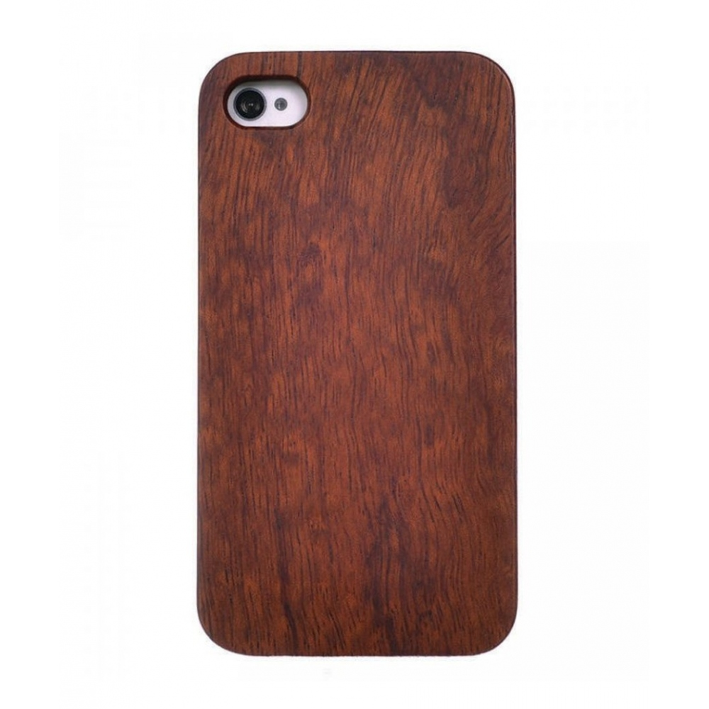 MyWood dřevěný kryt na iPhone 4/4S, Palisandr
