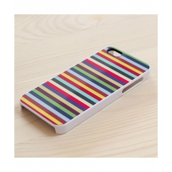 Another Case pro iPhone 4/4S - Multicolored Stripes