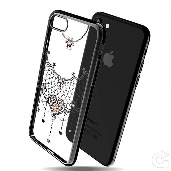 Kingxbar Necklace Black kryt pro iPhone 7/8
