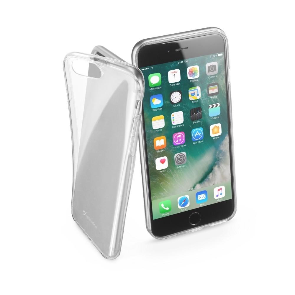 Cellularline Fine kryt pro iPhone 7/8 Plus, Průhledná