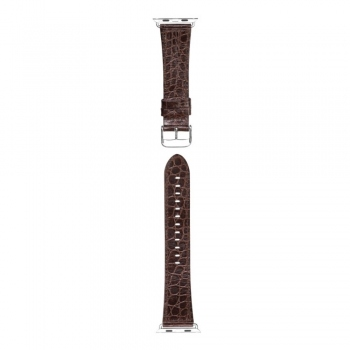 Hoco Leather Band Brown for Apple Watch (38mm)