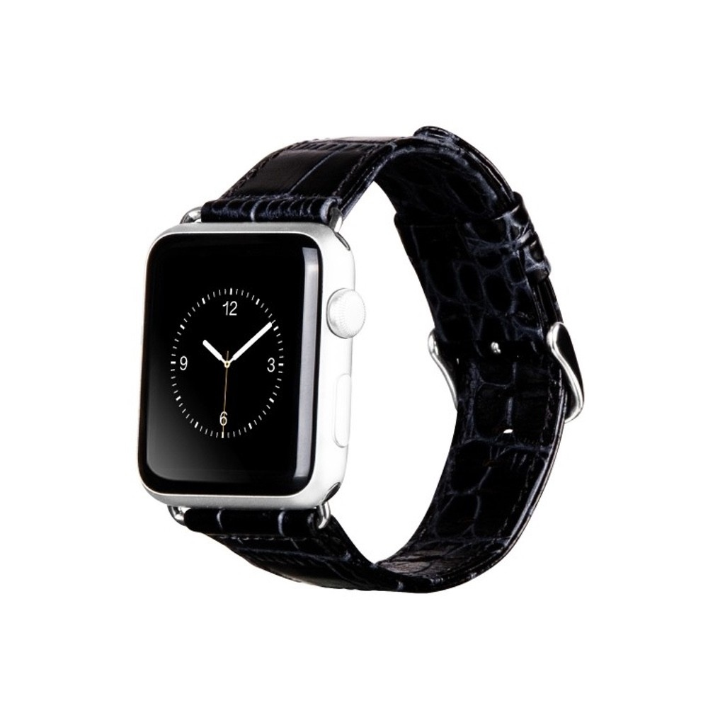 Hoco Leather Band Black for Apple Watch (38mm)
