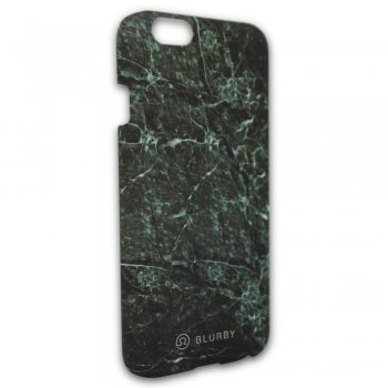 Blurby Matte Emerald Green Marble kryt pro iPhone 6/6S Plus