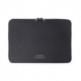 """Tucano Elements Second Skin neoprenový obal pro MacBook 12"""" - černý"""