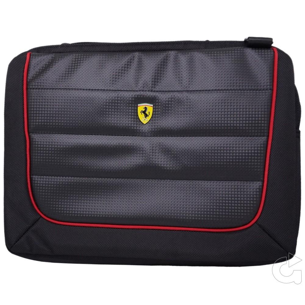 "Brašna Ferrari FECSS15BK 15"" black"